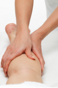 Shin Splints Treatment deep tissue massage